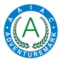 ADVENTURE MARK - Awarded for quality standards for risk management